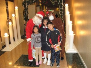 2011きょうさいクリスマスパーティー